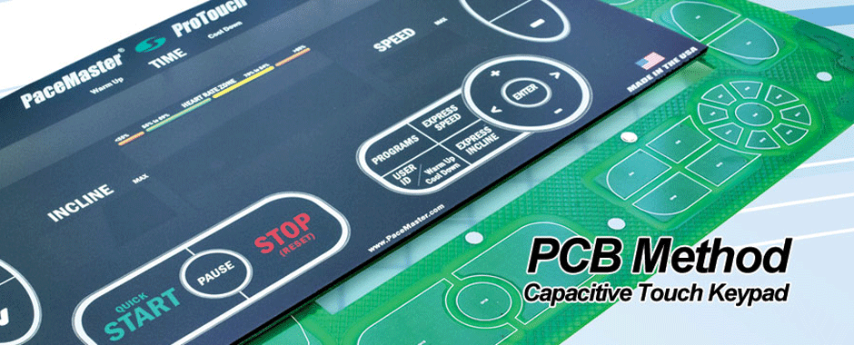 capacitive touch control panel